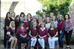 2016-2017 Aggie Mom Board